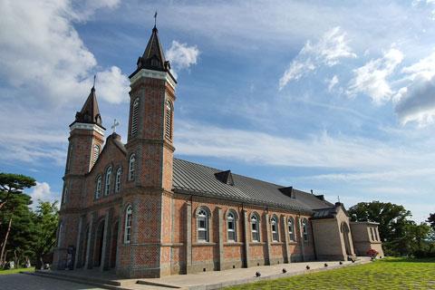 당진신리다블뤼주교유적지, 합덕성당