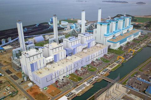 한국동서발전 당진화력본부