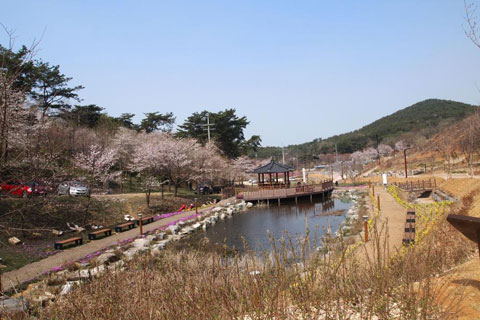 삼선산수목원